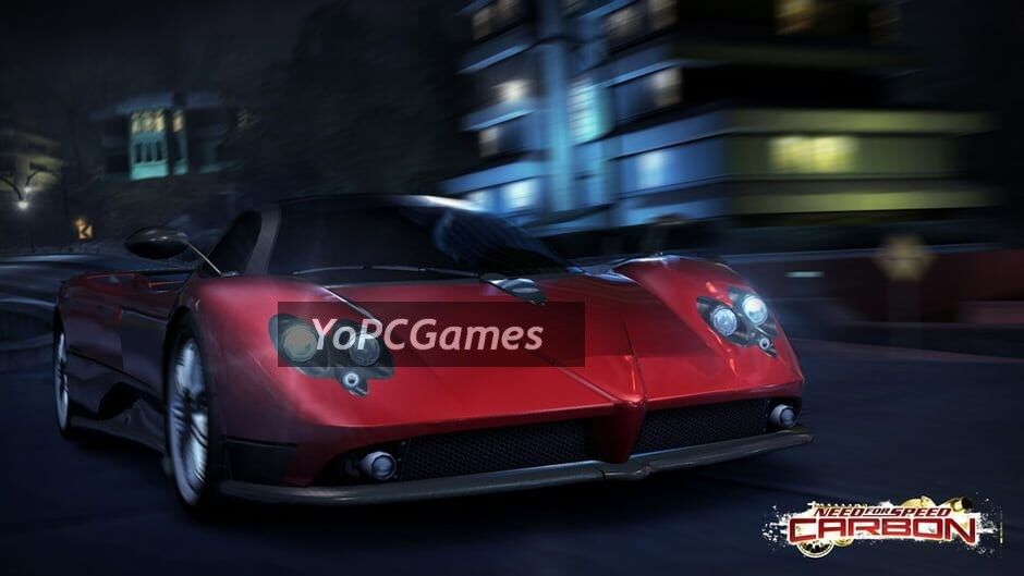 need for speed: carbon screenshot 1