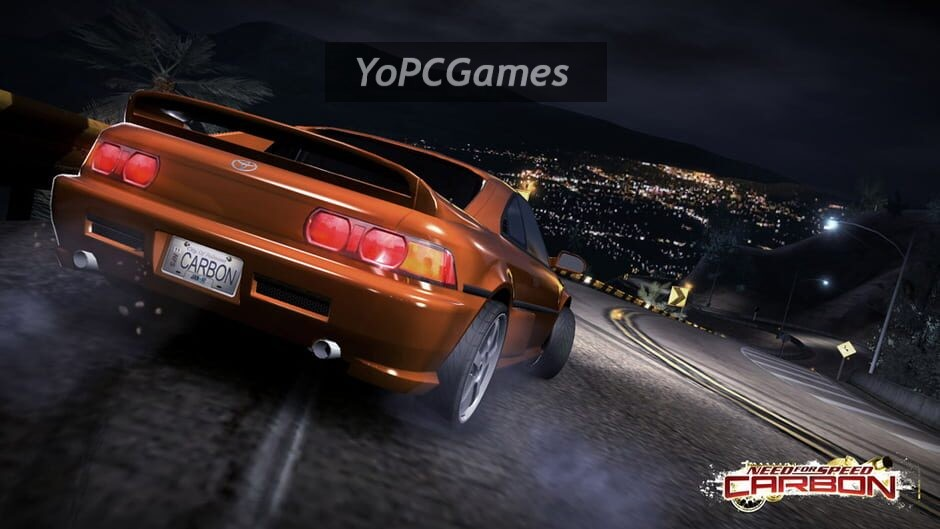 need for speed: carbon screenshot 4