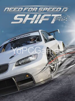 need for speed: shift cover
