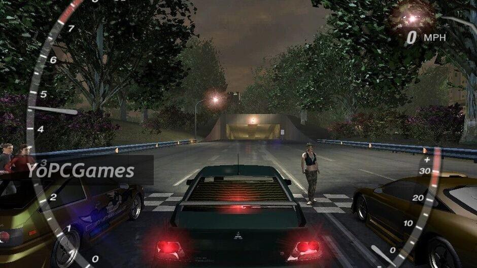 need for speed: underground 2 screenshot 1