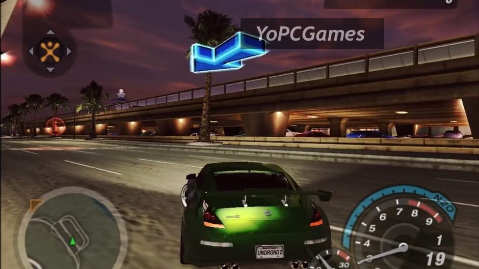 need for speed: underground 2 screenshot 3