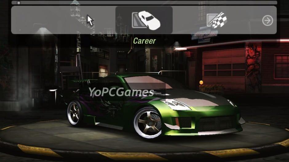 need for speed: underground 2 screenshot 5