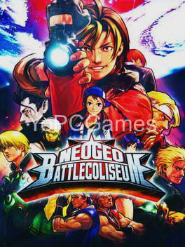 neogeo battle coliseum game