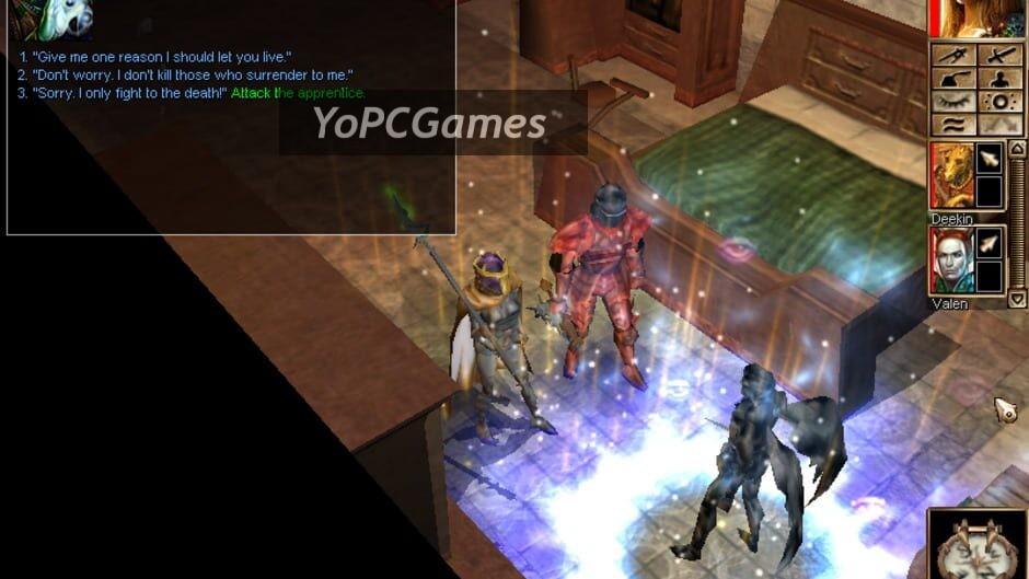 neverwinter nights: hordes of the underdark screenshot 1