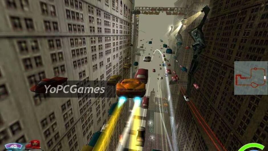 new york race screenshot 1