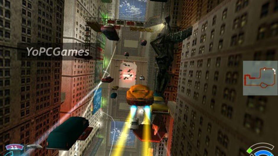 new york race screenshot 2