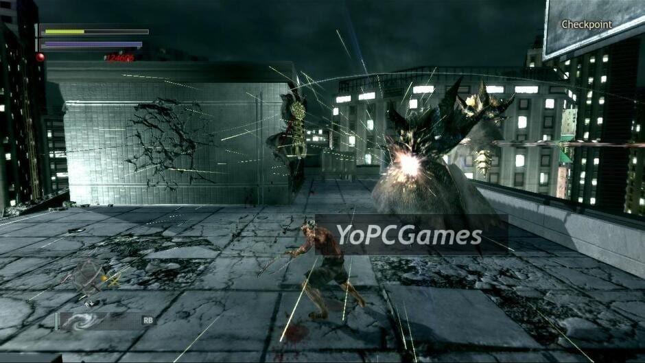 ninja blade screenshot 2