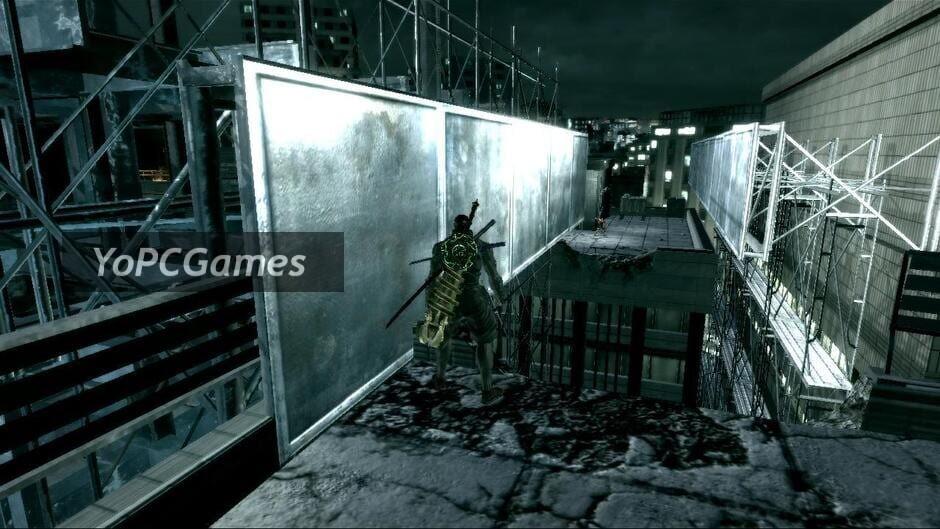 ninja blade screenshot 3