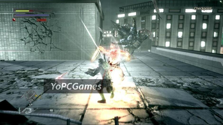 ninja blade screenshot 4