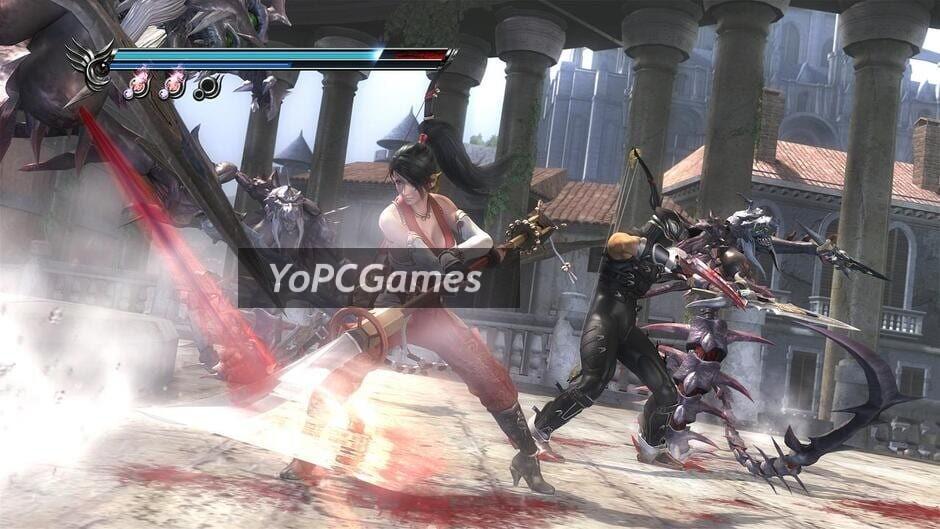 ninja gaiden sigma 2 screenshot 2