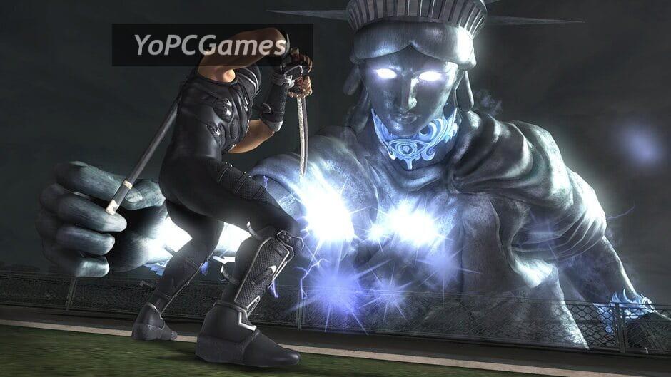 ninja gaiden sigma 2 screenshot 3