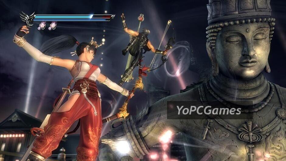 ninja gaiden sigma 2 screenshot 4