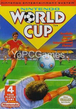 nintendo world cup cover