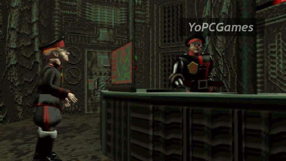 normality screenshot 2
