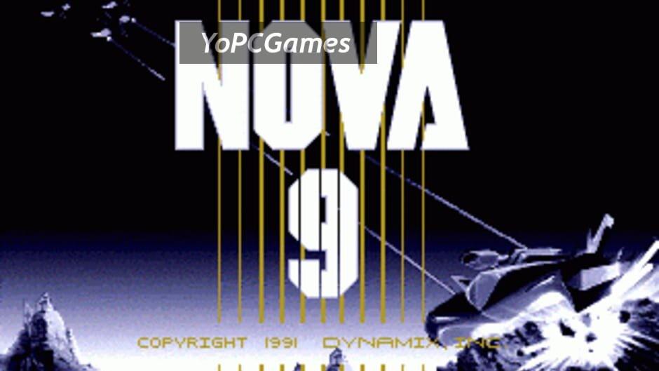 nova 9: the return of gir draxon screenshot 1