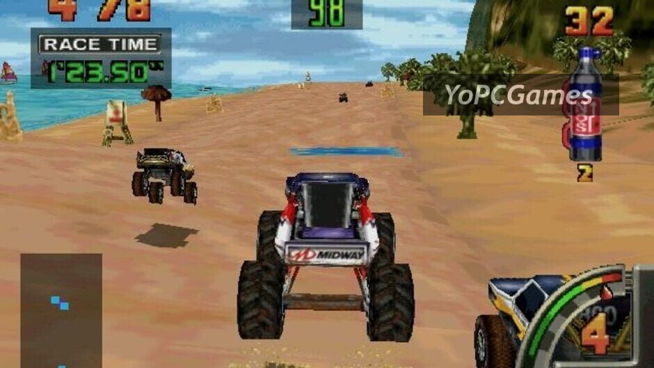 off road challenge screenshot 2