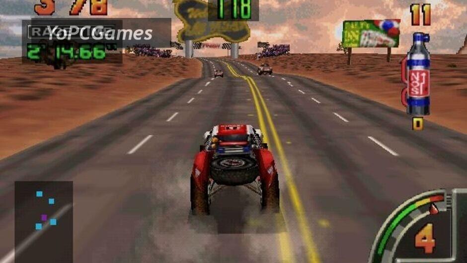 off road challenge screenshot 3