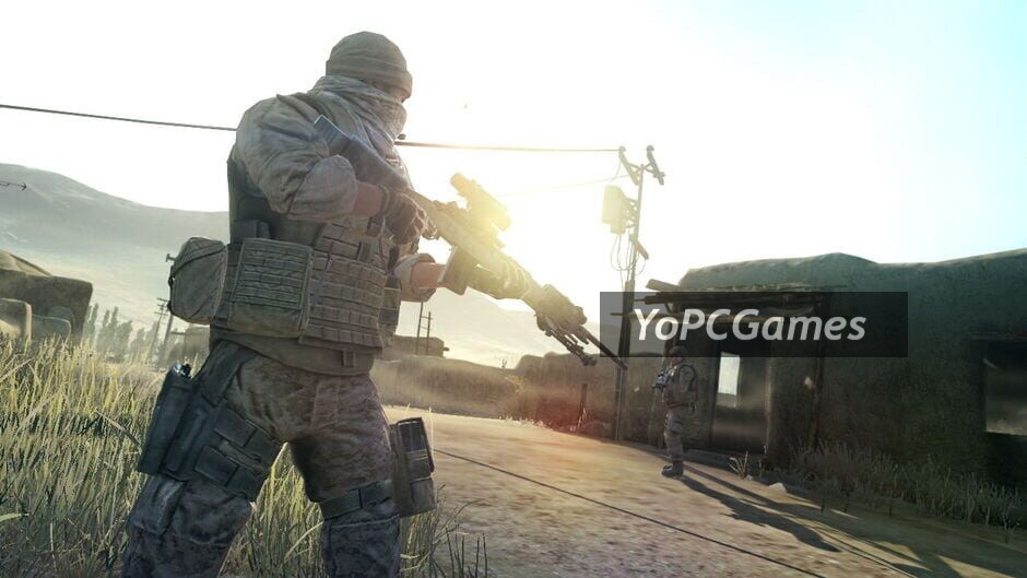 operation flashpoint: red river screenshot 3