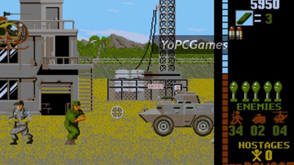 operation wolf screenshot 2
