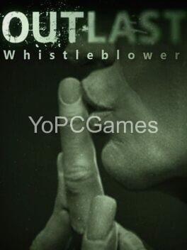 outlast: whistleblower game