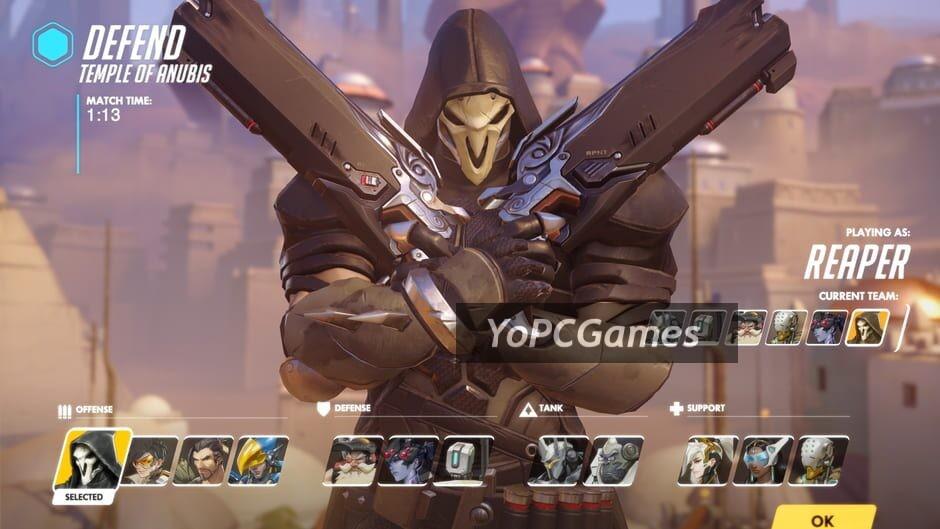 overwatch screenshot 3