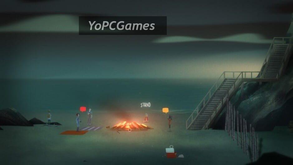 oxenfree screenshot 5