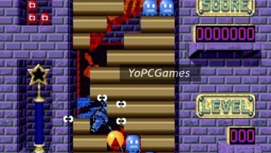 pac-attack screenshot 2