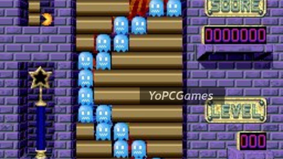 pac-attack screenshot 3