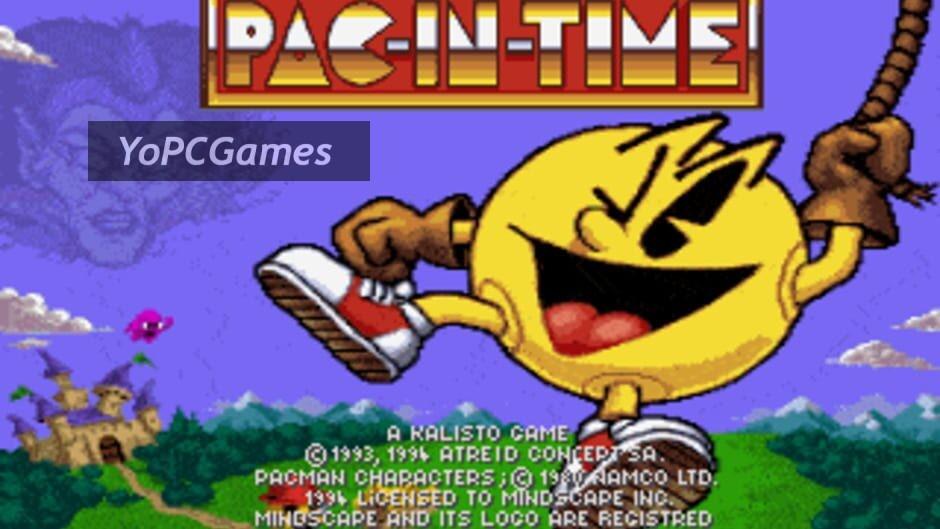 pac-in-time screenshot 4