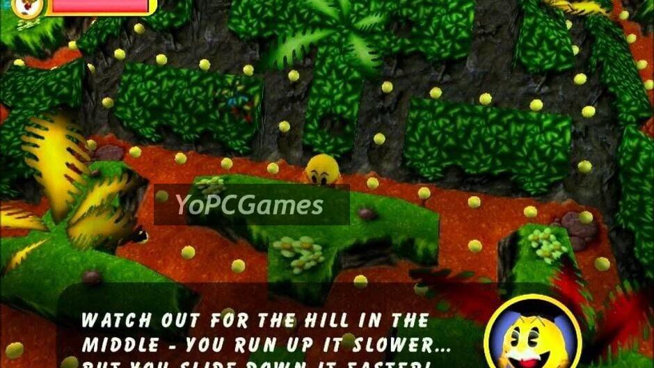 pac-man: adventures in time screenshot 3