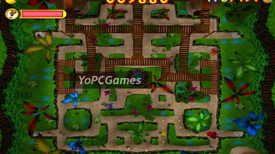 pac-man: adventures in time screenshot 5