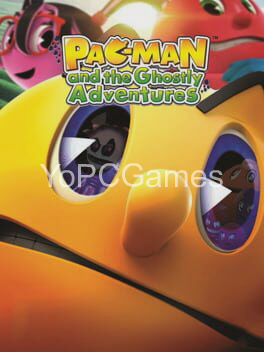 pac-man and the ghostly adventures pc game
