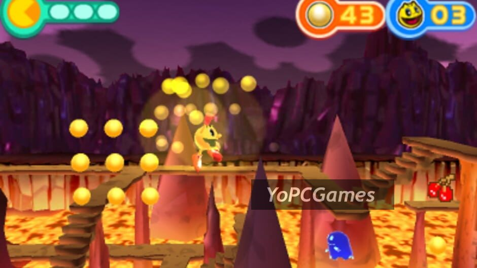 pac-man and the ghostly adventures screenshot 3
