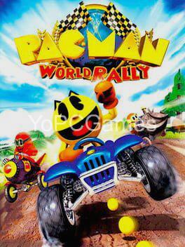 pac-man world rally pc