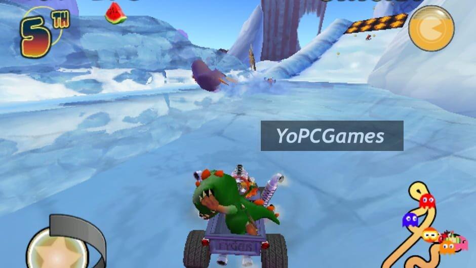 pac-man world rally screenshot 4