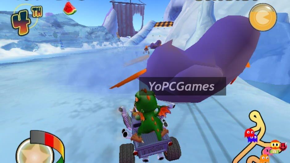 pac-man world rally screenshot 5