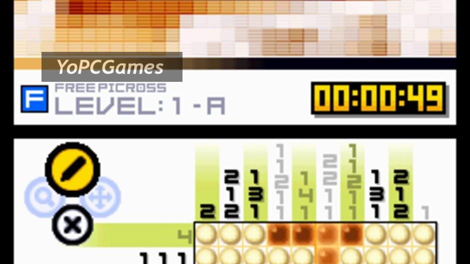 picross ds screenshot 5