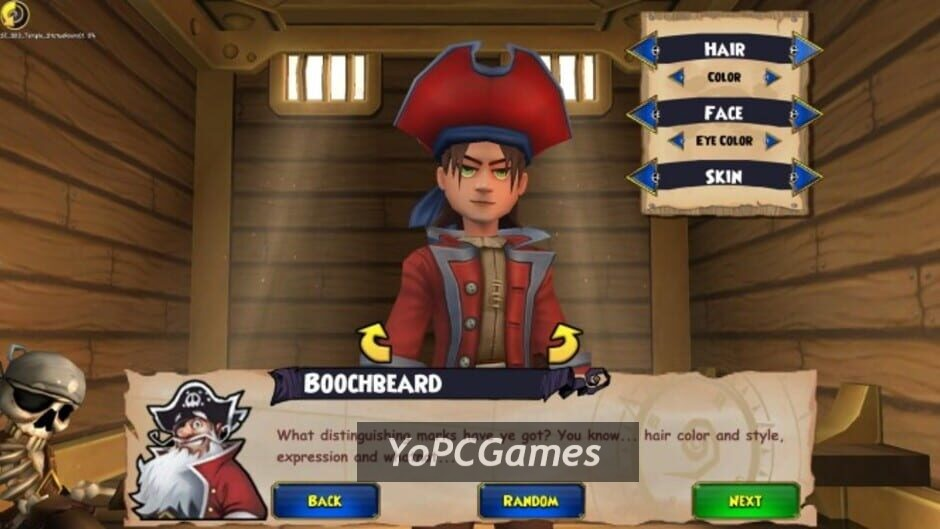 pirate101 screenshot 1