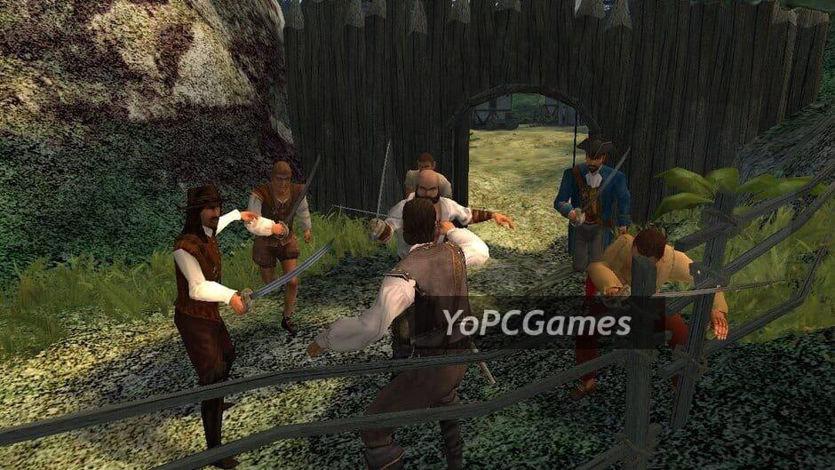 pirates of the caribbean screenshot 2