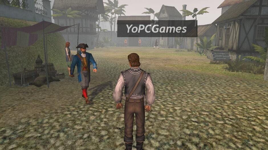 pirates of the caribbean screenshot 3