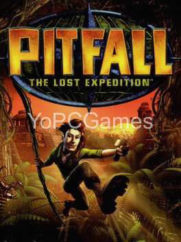pitfall: the lost expedition pc game