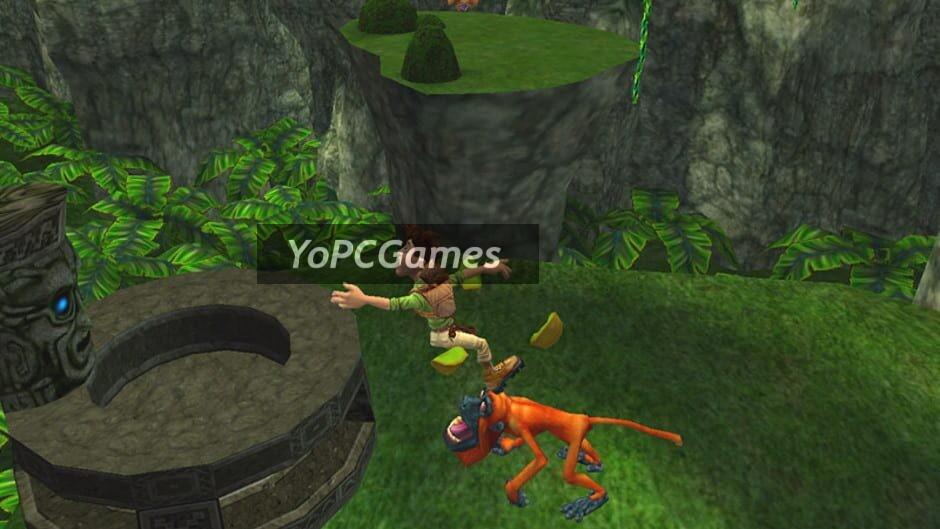 pitfall: the lost expedition screenshot 1