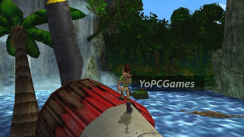 pitfall: the lost expedition screenshot 3