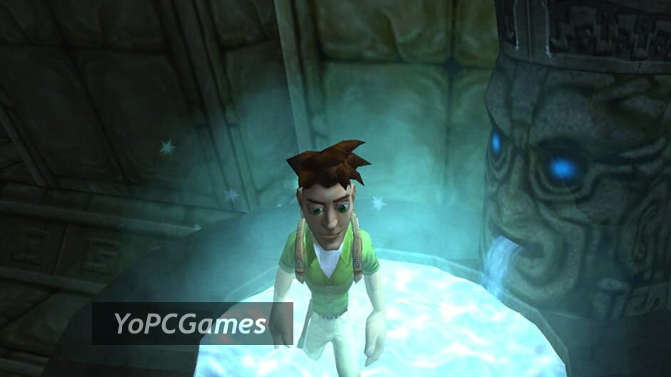 pitfall: the lost expedition screenshot 4