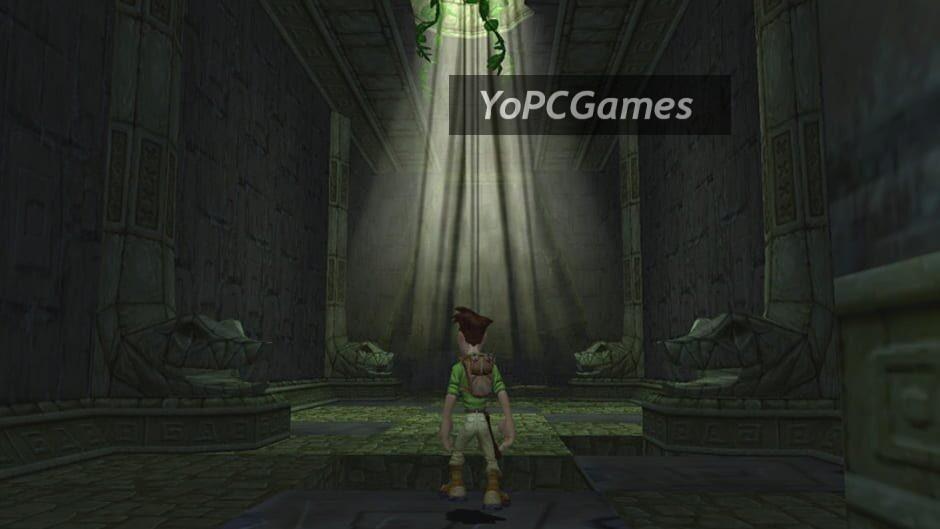 pitfall: the lost expedition screenshot 5