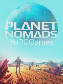 planet nomads poster