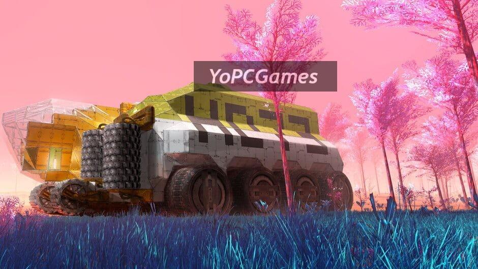 planet nomads screenshot 2