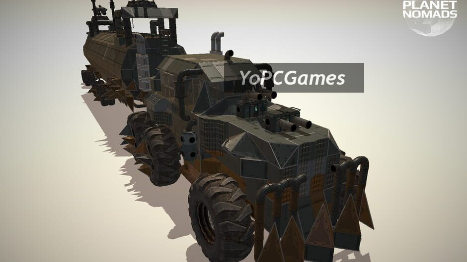 planet nomads screenshot 4