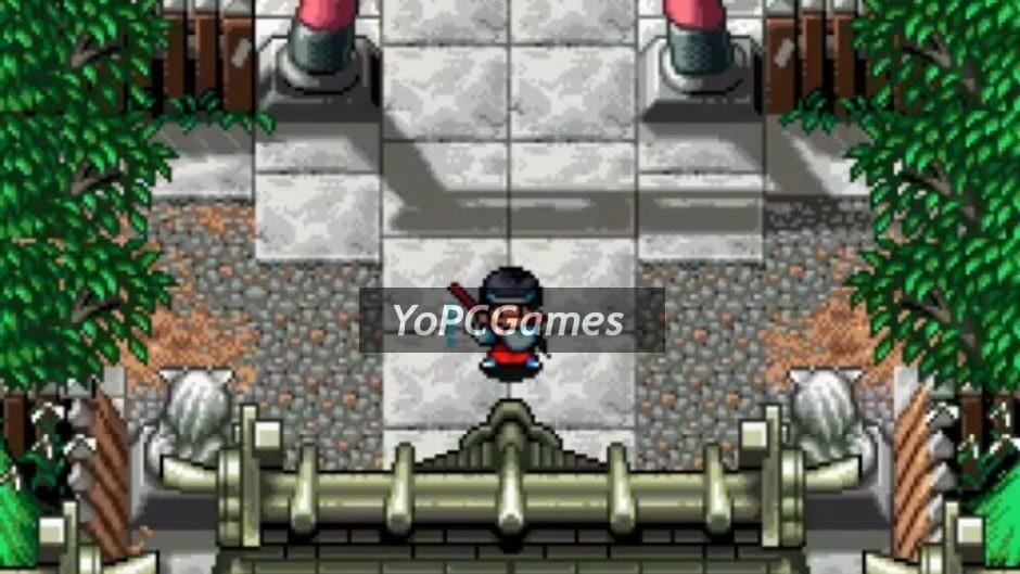 pocky & rocky screenshot 5