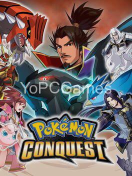 pokémon conquest game